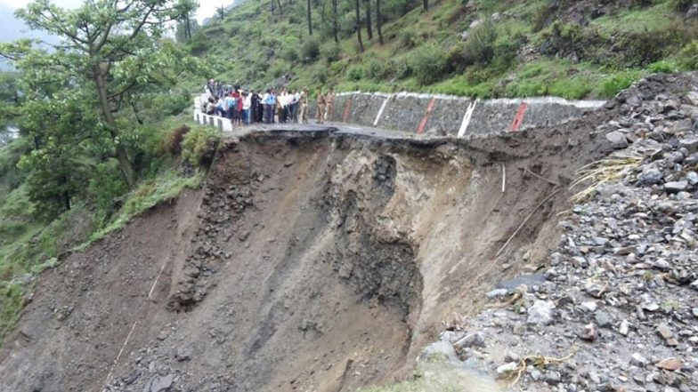Uttarakhand: 700 Pilgrims Stranded On Gangotri Highway After Landslide