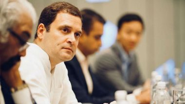 Rahul Gandhi Aircraft Snag: DGCA Blames Pilots for Near-Crash of Congress President's Plane