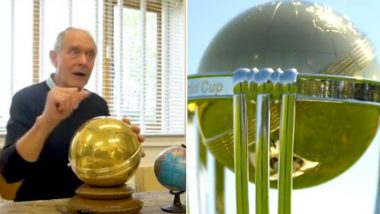 2019 ICC Cricket World Cup: Promo Showing Making of Iconic Trophy Released, Watch Video