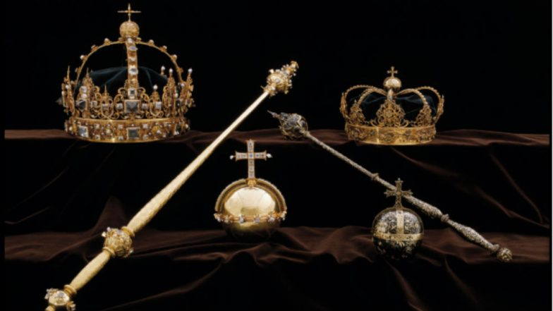 Priceless Crown Jewels of Swedish Royal Family Stolen From Strangnas Cathedral, Thieves Flee on Motorboat After Hollywood-style Heist