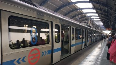 Delhi Metro Introduces 21 New Trains To Encourage Commuters to Use Public Transport Amid Rising Pollution Levels
