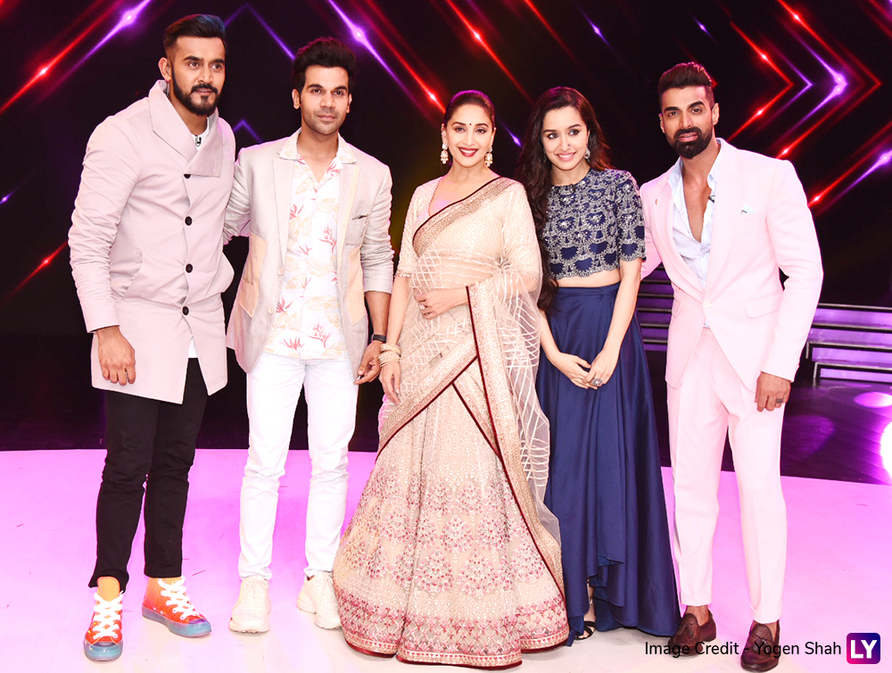 Thanks To Madhuri Dixit, Shraddha Kapoor And Rajkummar Rao