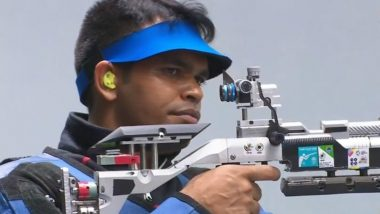India Shooter Deepak Kumar's Car Stolen from Wedding Function in Delhi