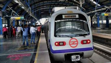 Delhi Metro Begins Operations on Solar Power, Aims to Ply All Metro Rail Network on 'Green Energy' by 2021