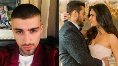Zayn Malik Hints At Posting A Rendition Of Salman Khan-Katrina Kaif's Dil Diyan Gallan And Fans Want Him To Collab With Atif Aslam