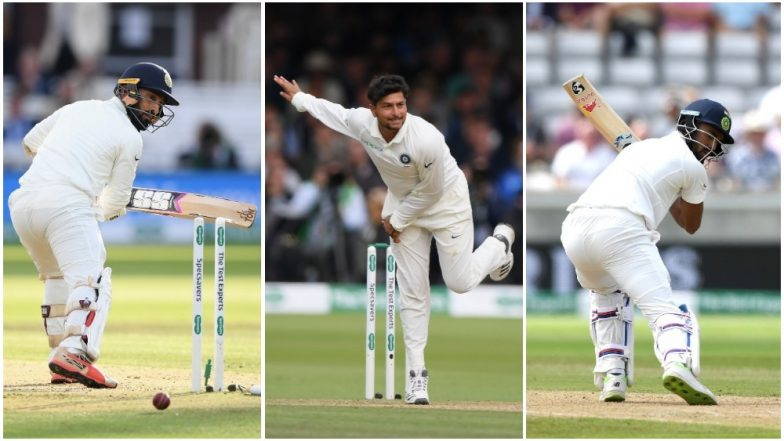 India Playing XI vs England in 3rd Test Match: Virat Kohli Should Drop Dinesh Karthik and These Two Players To Bolster India's Winning Chances at Trent Bridge
