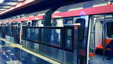 Delhi Metro Pink Line From South Campus To Lajpat Nagar To Be Inaugurated Today