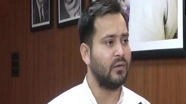 Muzaffarpur Shelter Home Rape Case: Tejashwi Yadav Slams Bihar Government; RJD To Organise Nationwide Strike Over The Issue