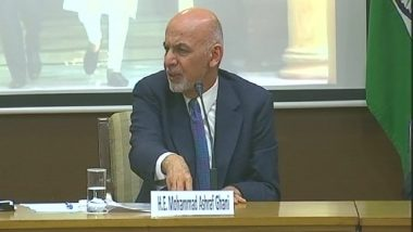 Afghanistan's President Ashraf Ghani Tells Taliban to Engage in Direct Talks or Be Used As 'Tool'