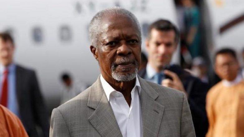 Kofi Annan, Former United Nations Secretary General And Nobel Laureate Dies At 80 Years Of Age