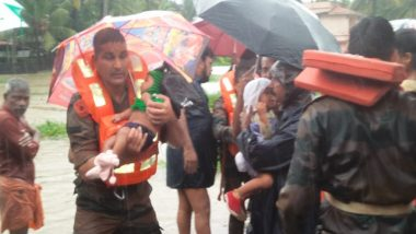 Kerala Floods: State Government To Organise Farewell For Defence Forces For Carrying Out Operation Madad In Flood-Hit Areas