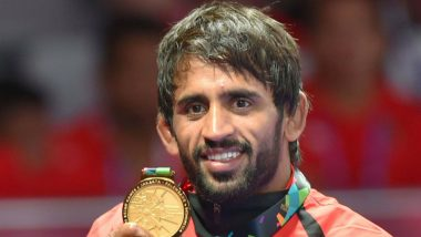 Asian Games 2018: Wrestler Bajrang Punia Dedicates His Asiad Gold to Former PM Atal Bihari Vajpayee
