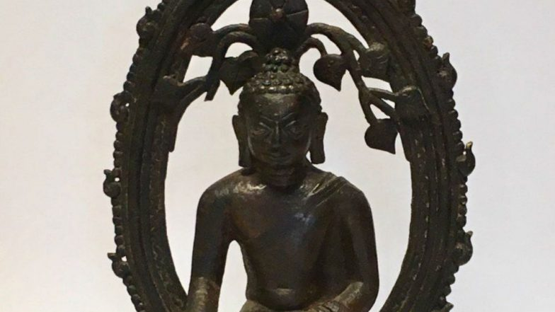 Independence Day 2018: London Police Returns Stolen 12th Century Buddha Statue to India
