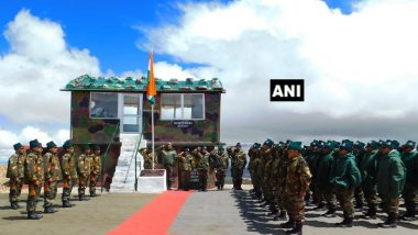 Indian Army Celebrates Independence Day With Chinese Army At Nathu La In Sikkim