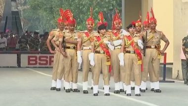 Republic Day 2020: No Sweet Exchange Between BSF and Pakistani Rangers at Attari-Wagah Border on R-Day