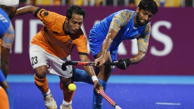 Asian Games 2018: Defending Champions India Out of Gold Medal Contention in Men's Hockey, Lose to Malaysia