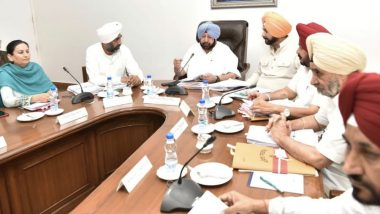 Punjab Cabinet Approves Life Imprisonment for Sacrilege of Religious Text