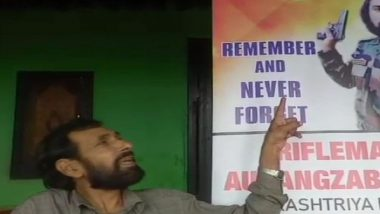 Martyred Rifleman Aurangzeb's Father Requests PM Narendra Modi To Meet Imran Khan, Wants Peace In Kashmir Valley