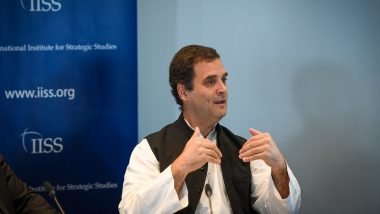Rahul Gandhi Questioned on His Surname Privilege, Responds: 'Judge Me For My Capability'