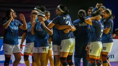 Asian Games 2018: India Lose Against Iran to Settle for Silver in Women's Kabaddi