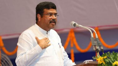 Dharmendra Pradhan Promises Supply of 1,000 Kilo-Litre Kerosene to Cyclone-Hit Odisha