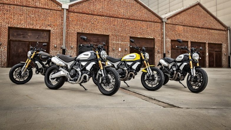 Ducati Scrambler 1100 Motorcycle Launched in India; Prices Start From 10.91 Lakh