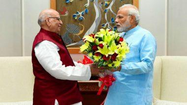 Newly Appointed Governors of Haryana, Uttarakhand and Bihar Meet PM Narendra Modi