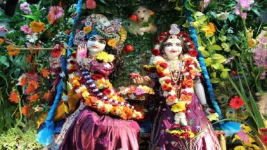 Janmashtami 2018: How Birth of Lord Krishna is Celebrated At Various ISKCON Temples Across The Nation