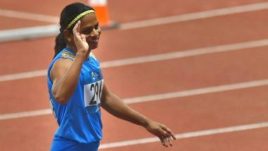 Asian Games 2018: Dutee Chand Wins Silver Medal for India in Women's 200m Race