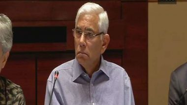BCCI Elections Postponed to October 23 From October 22, Informs CoA Chief Vinod Rai