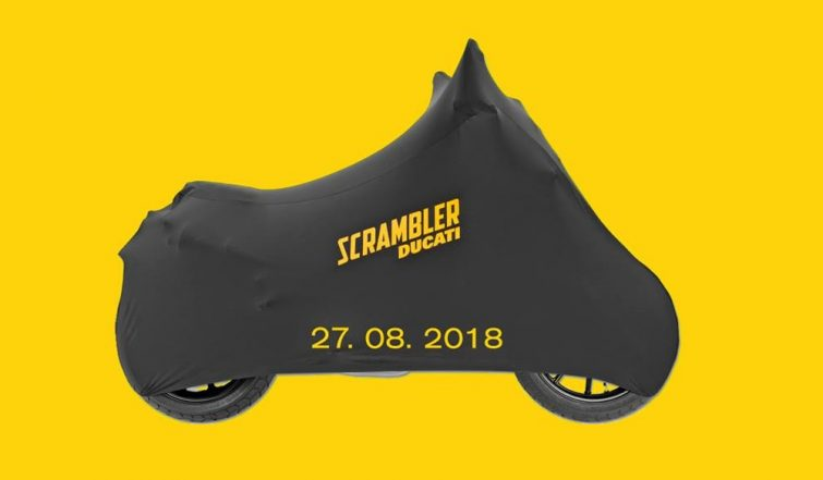 Ducati Scrambler 1100 Motorcycle Slated to Be Launched in India on August 27