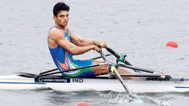 Dushyant Singh Wins Bronze in Rowing Men's Lightweight Single Sculls at 2018 Asian Games, India's Medal Tally 19