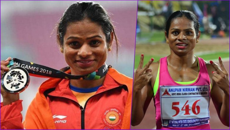 Dutee Chand, Gender-Row Athlete Still Haunted by Trauma in Aftermath of IAAF's Controversial Hyperandrogenism Policy