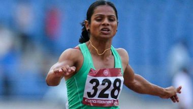 Dutee Chand Crashes Out of World Athletics Championships in Doha
