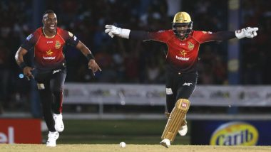 CPL 2018 Live Streaming and Telecast in India: Here's How to Watch Trinbago Knight Riders vs Guyana Amazon Warriors, Qualifier 1, T20 Cricket Match Online and on TV