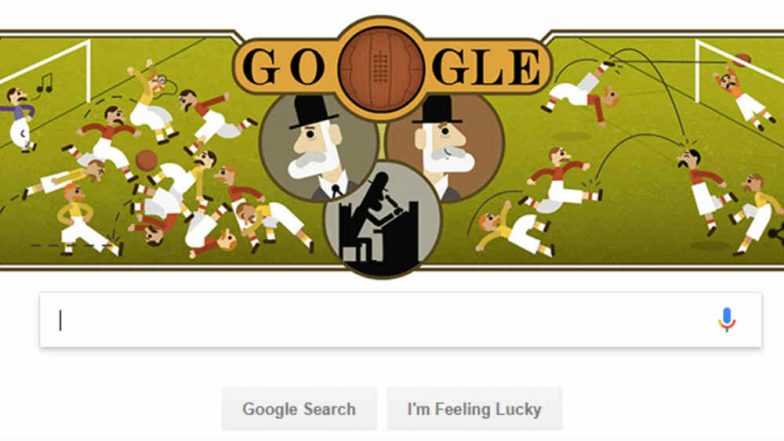 Ebenezer Cobb Morley: Google Doodle Celebrates 187th Birthday of Father of the Football Association
