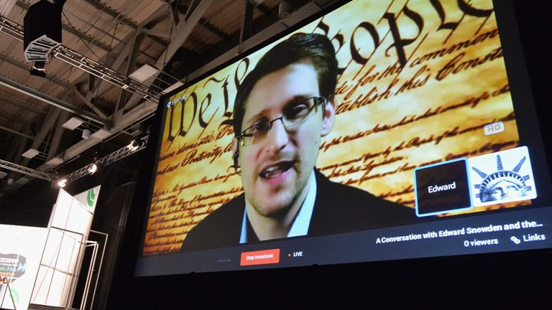 Edward Snowden on Aadhaar: 'Something Seriously Wrong With This System'