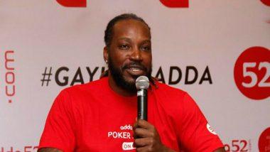 Adda52 Announces Jamaican Star Cricketer Chris Gayle as Brand Ambassador