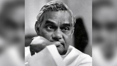 Atal Bihari Vajpayee Funeral: Dignitaries From Various Countries Including Pakistan, Bangladesh to Attend Former PM's Last Rites
