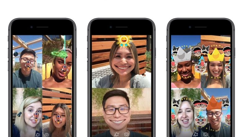 Facebook Introduces AR Games on Its Messenger App