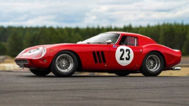 1962 Ferrari 250 GTO Is the Most Expensive Car Ever Auctioned for $48 Million
