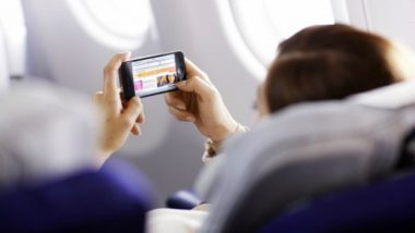 In-Flight WiFi Soon to Become Reality as Telecom Department Notifies Final Rules