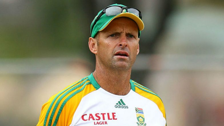 Gary Kirsten May Return to Help South Africa as Mentor for Series Against England