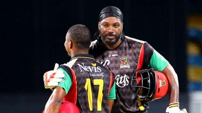 CPL 2019: Chris Gayle Returns to Caribbean Premier League's Jamaica Tallawahs Team
