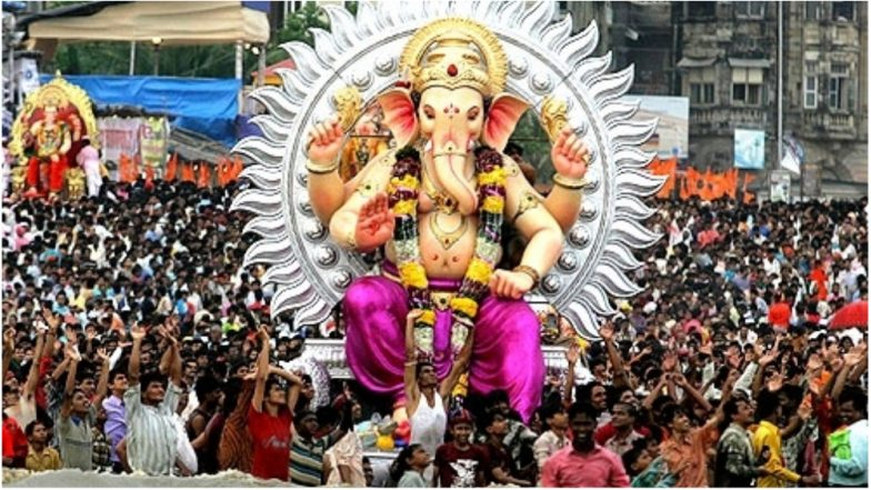 Saw People Taking Ganpati Bappa – Tipmyshow