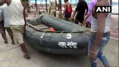 Uttar Pradesh: Boat Capsizes in Ganga River, 1 Dead, 15 Missing