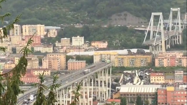 Is Italy's Lack of Spending in Infrastructure Responsible for Genoa Bridge Collapse?