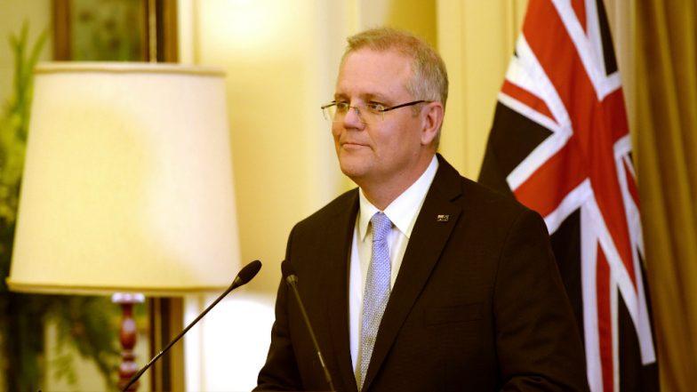Australia's New Scott Morrison Cabinet Sworn in After Party Dispute