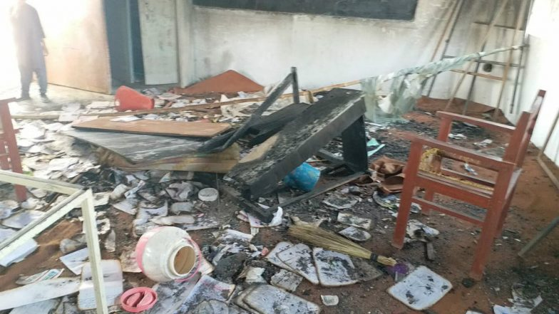 Two Girls Schools Burnt Down in Pakistan's Balochistan