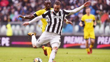 Gonzalo Higuain Denies Speculation of Leaving Juventus This Summer